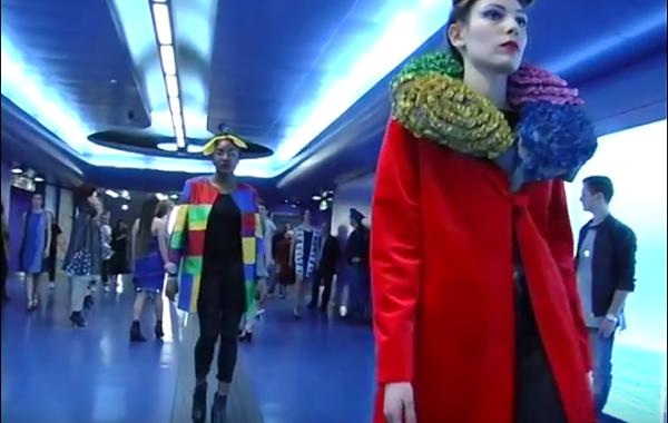 Sublimazione   arte nella moda